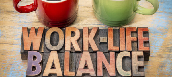 work life balance for DBAs