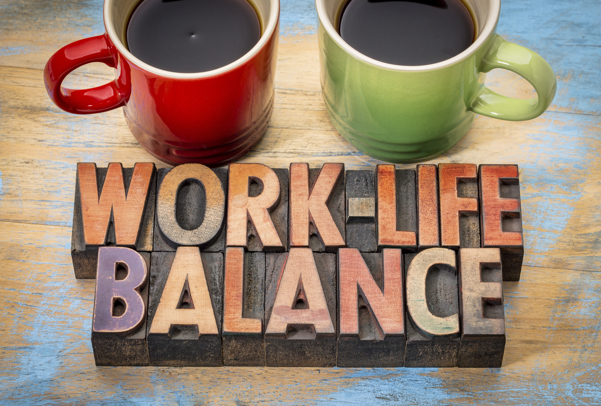 5 Tips To Achieve More Balance In Your DBA Life