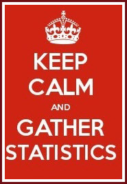 Keep Calm And Gather Stats