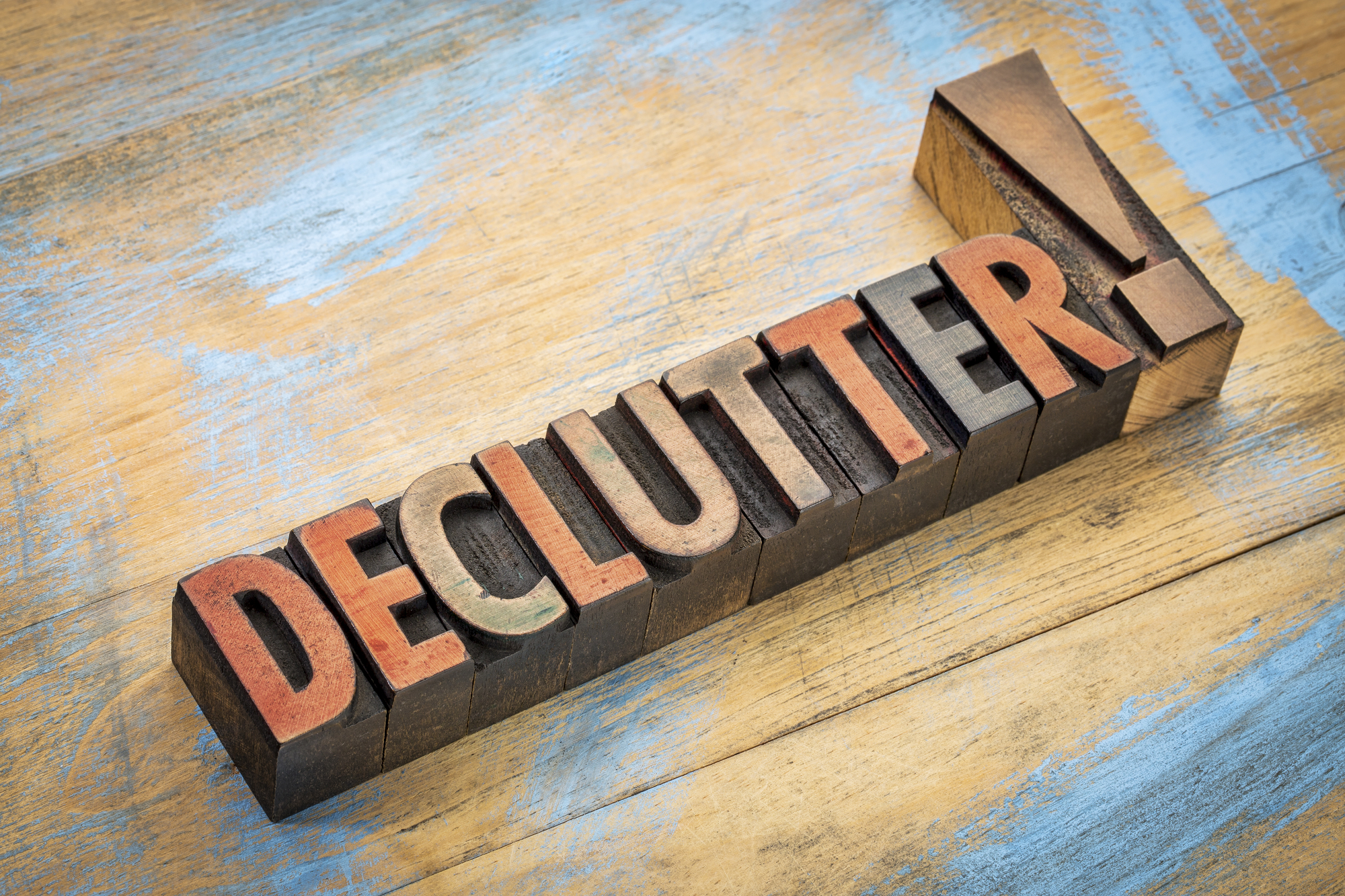 Declutter Your Database The Right Way