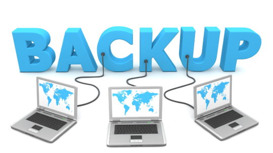 What Backup Jobs Are Currently Running